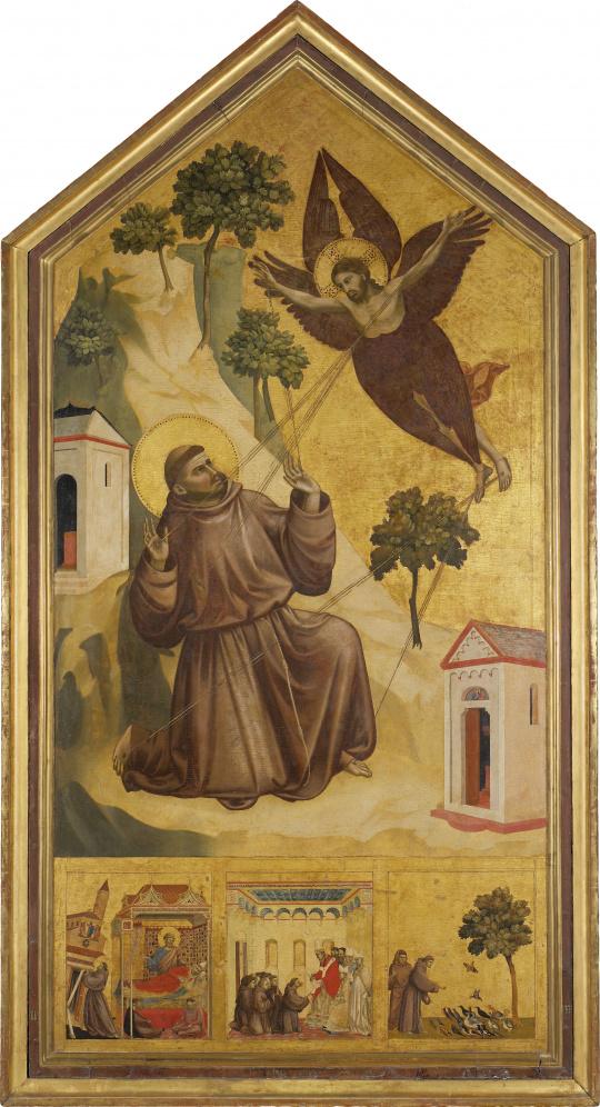 Saint François d'Assise - Giotto